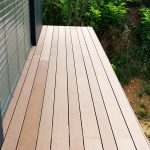 réalisation terrasse en bois réalisée par Mendez Paysages