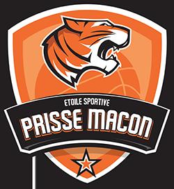 Logo Basket Prissé Macon