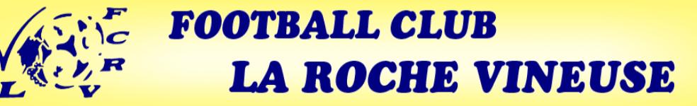 logo Football Club La Roche Vineuse