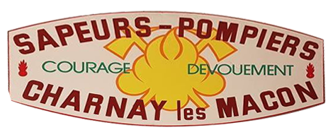 logo Sapeurs Pompiers Charnay