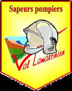 logo Sapeurs Pompiers Val Lamartinien